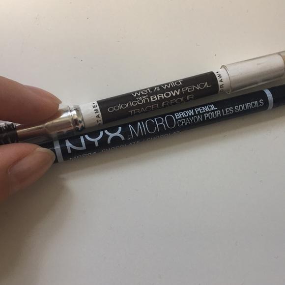 Nyx Makeup Wet N Wild Brow Pencil Duo Poshmark